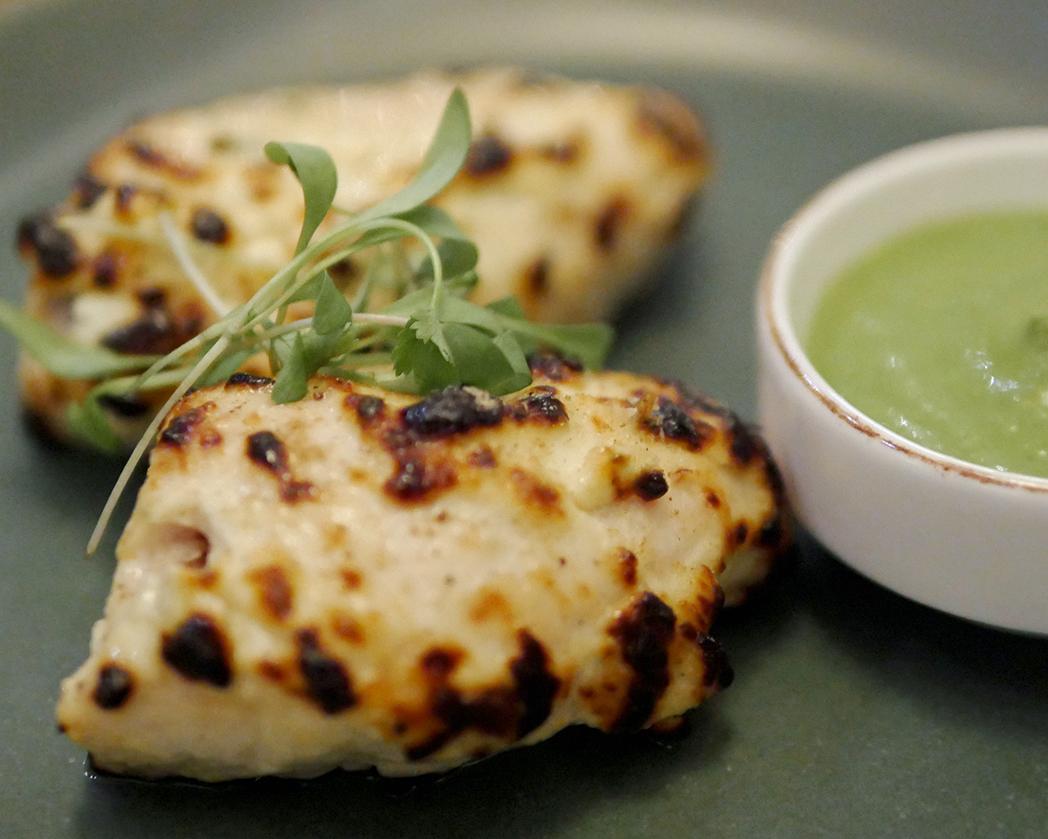 Free Range Chicken Tikka - Kahani Indian Restaurant Chelsea