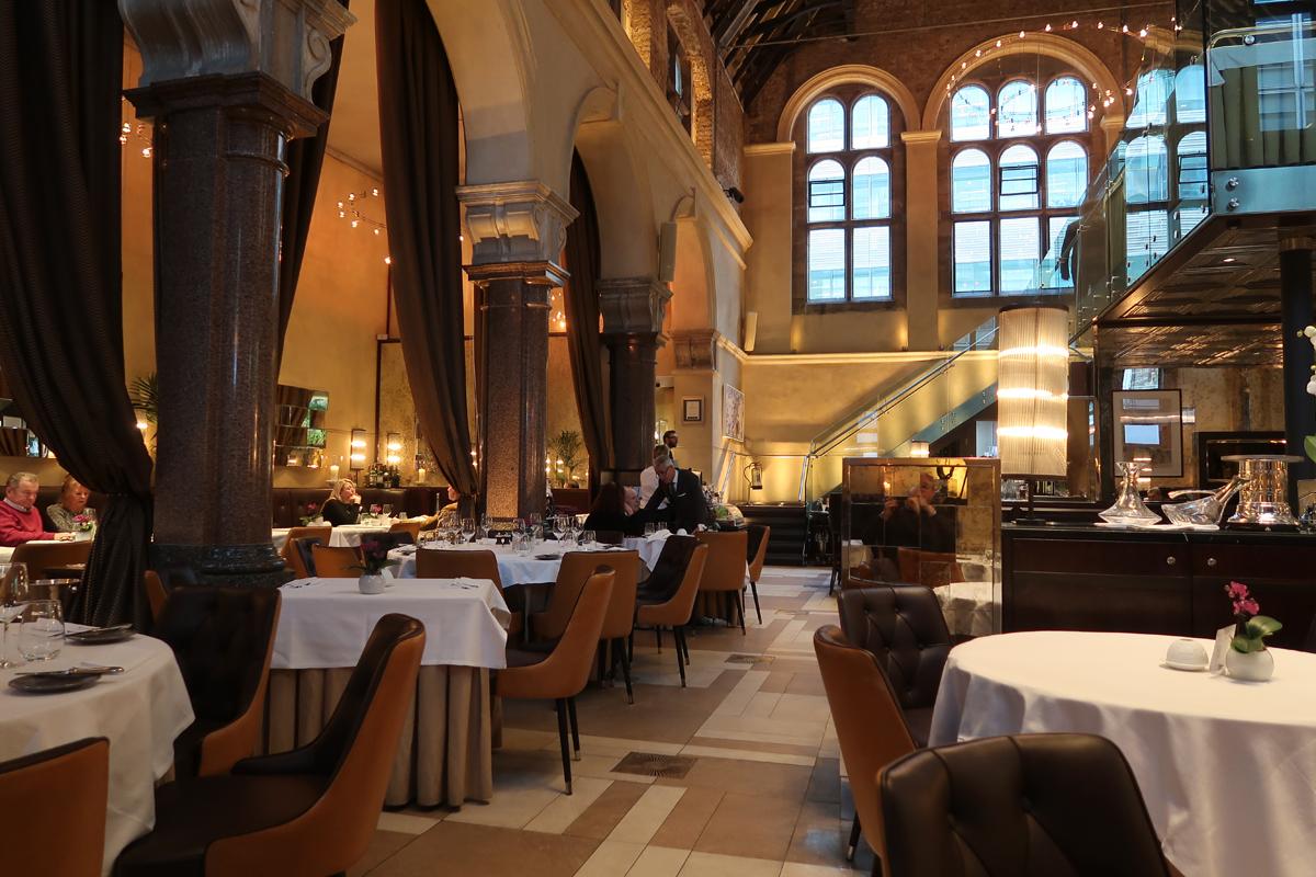 Galvin La Chapelle Interior 2
