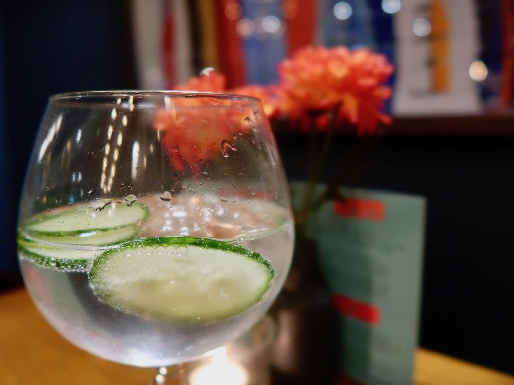 Gin & Tonic - Sir John Balcombe