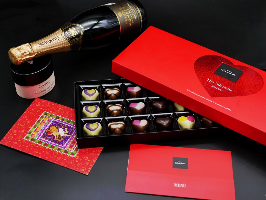 Hotel Chocolat Valentines Chocolates Sleekster
