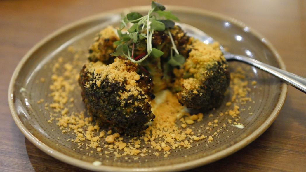 Kahani Restaurant Chelsea - Marinated Tandoori Broccoli