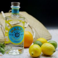 Malfy Limone Gin - Giveaway and Italian 75 recipe