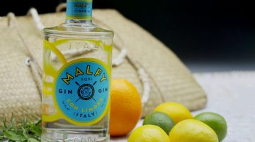 Malfy Gin Con Limone bottle