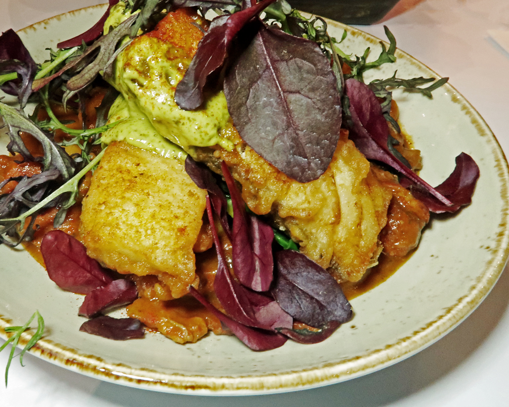 Oxo Tower Restaurant Fish