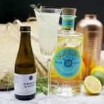 Prosecco Gin French 75 with a twist