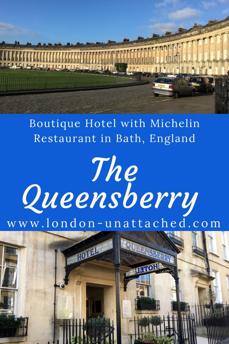 Queensberry Hotel Bath