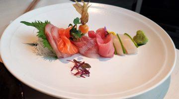 Sake No Hana Mayfair, Sashimi platter-min