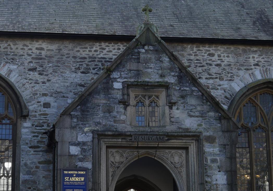 St Andrews Plymouth Resurgam