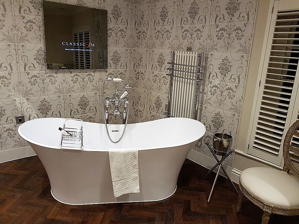 Tewkesbury Park Hotel, Gloucestershire - Bath