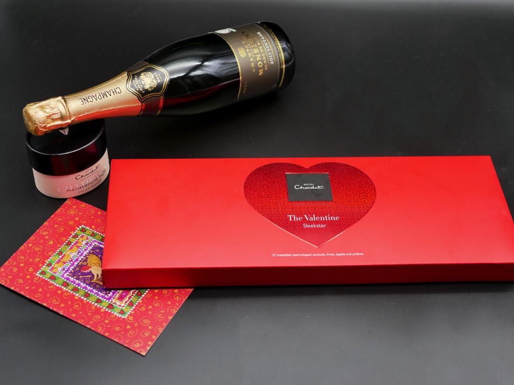 Valentines Hotel Chocolat Sleekster