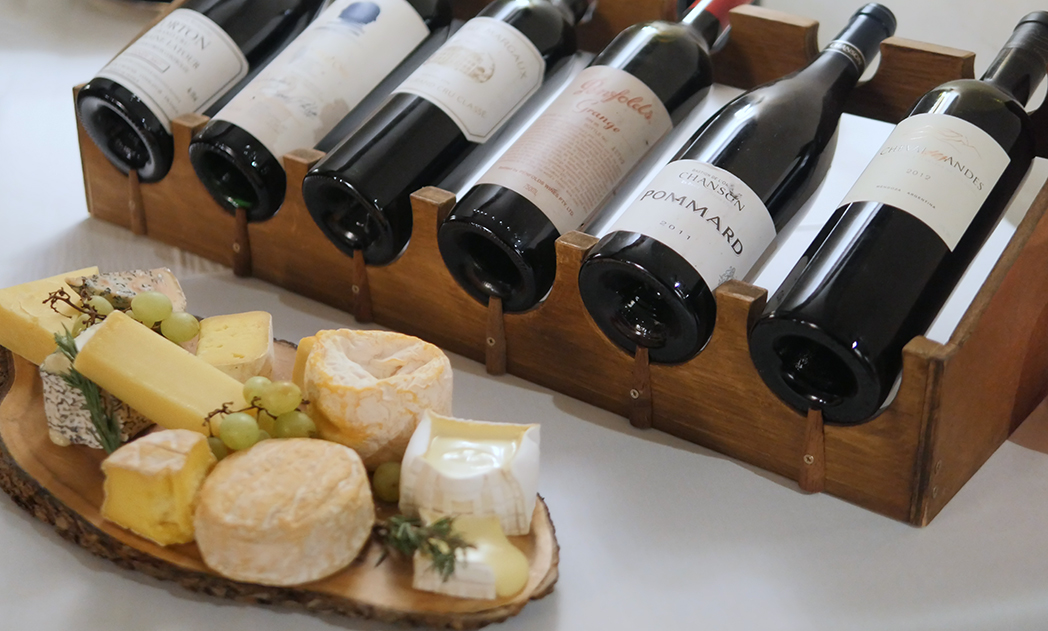 Boringdon Hall Fine Cheese and Wine