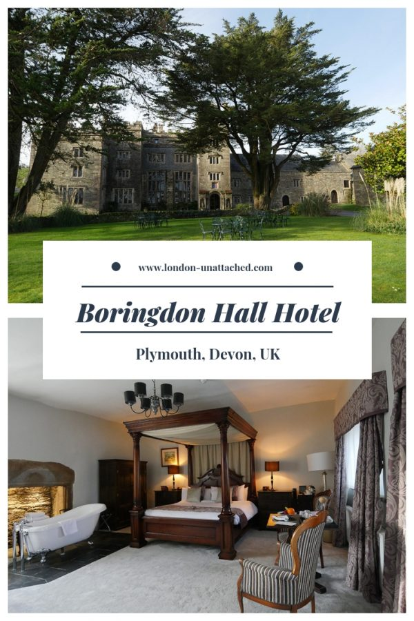 Boringdon Hall Hotel and Spa - Plymouth Devon