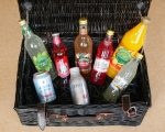 Britvic - hamper contents for sober not sorry