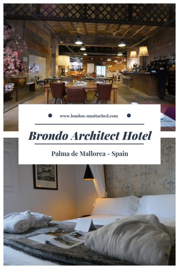 Brondo Architect Hotel - Boutique Hotel Palma Mallorca