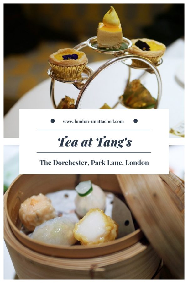 China Tang Afternoon Tea