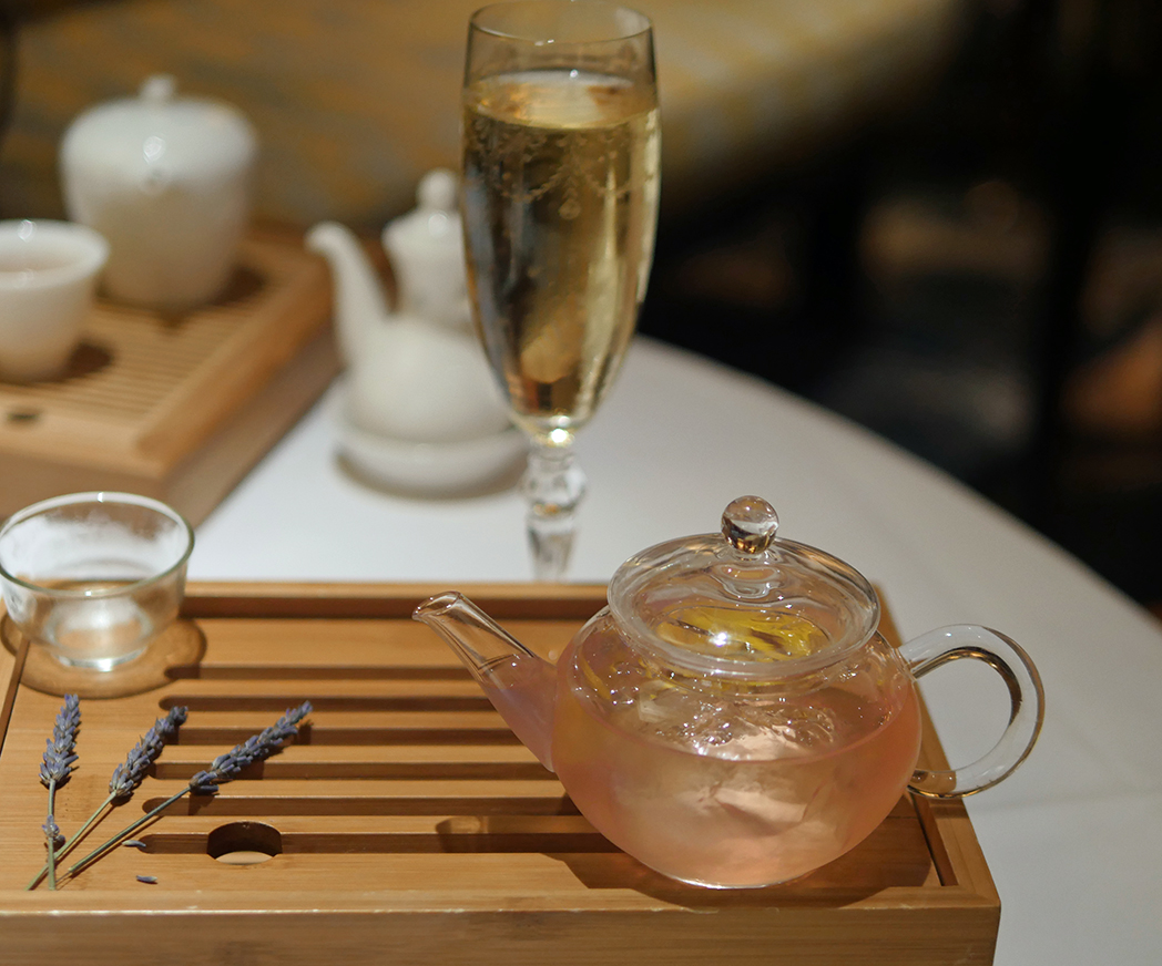 China Tang Afternoon Tea Cocktails