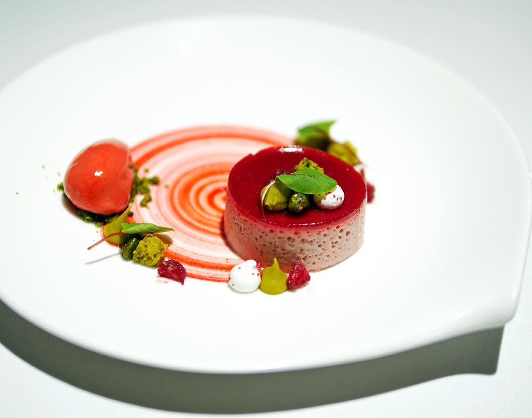 Dessert - Boringdon Hall Fine Dining
