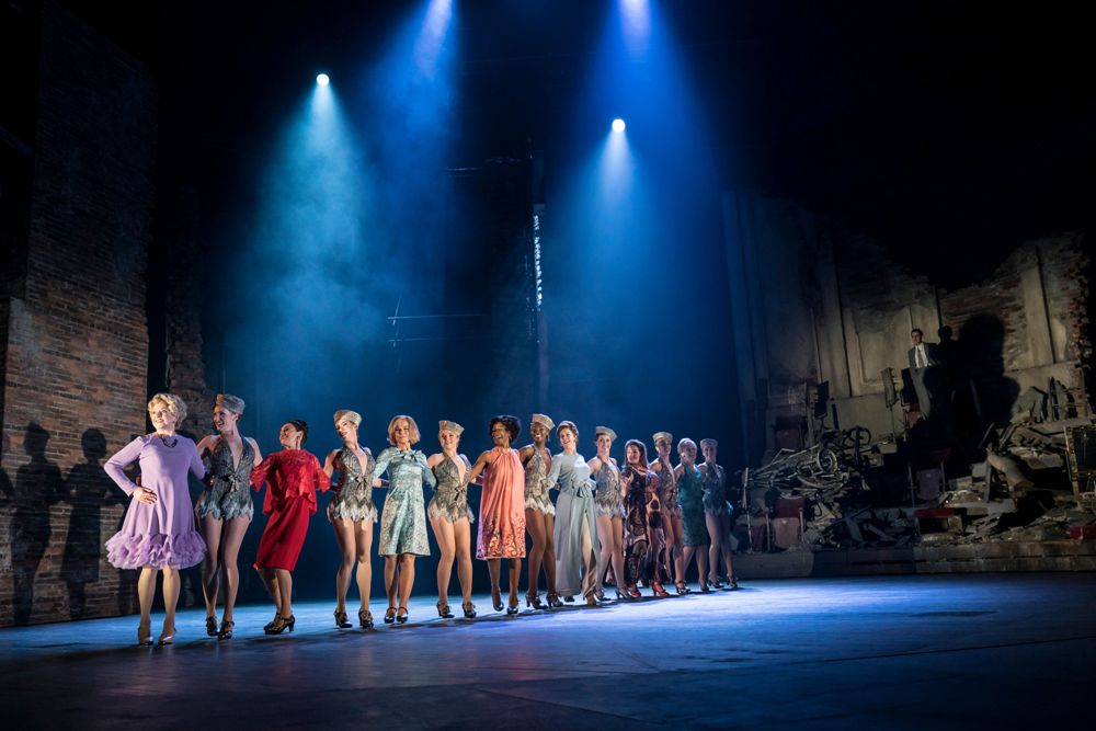 Follies at the National Theatre - Mirror
