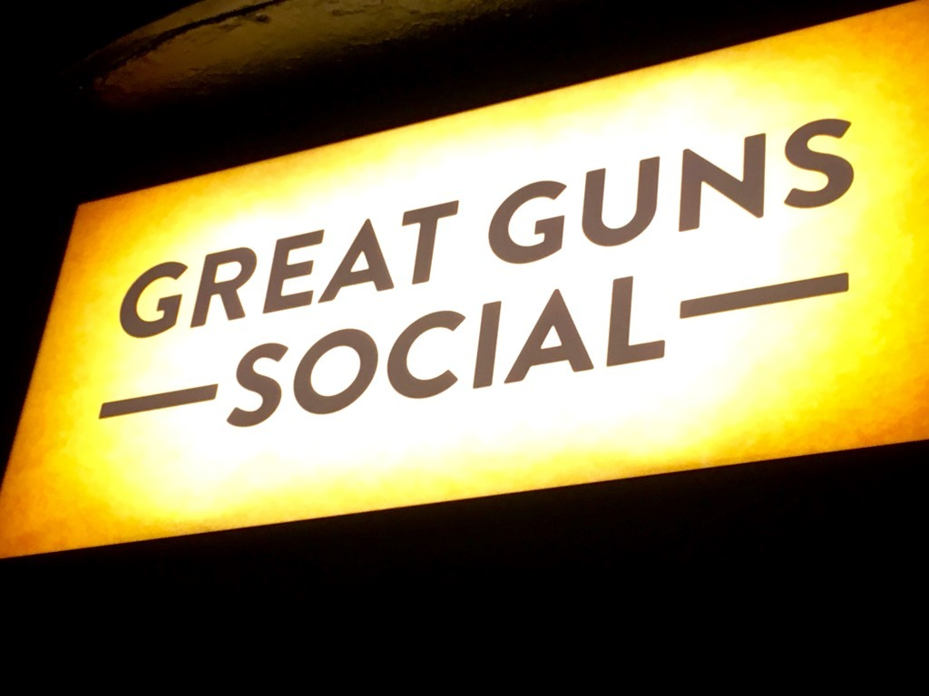 Great Guns Social ext