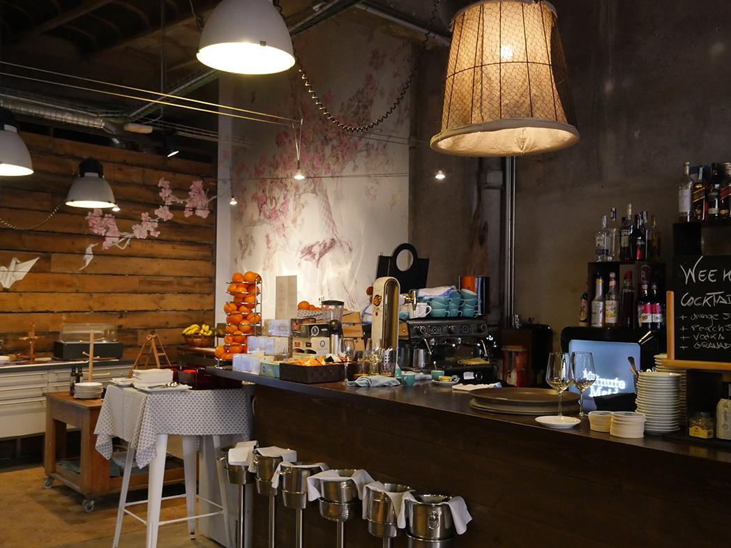 Hotel Architect Brondo - Bar