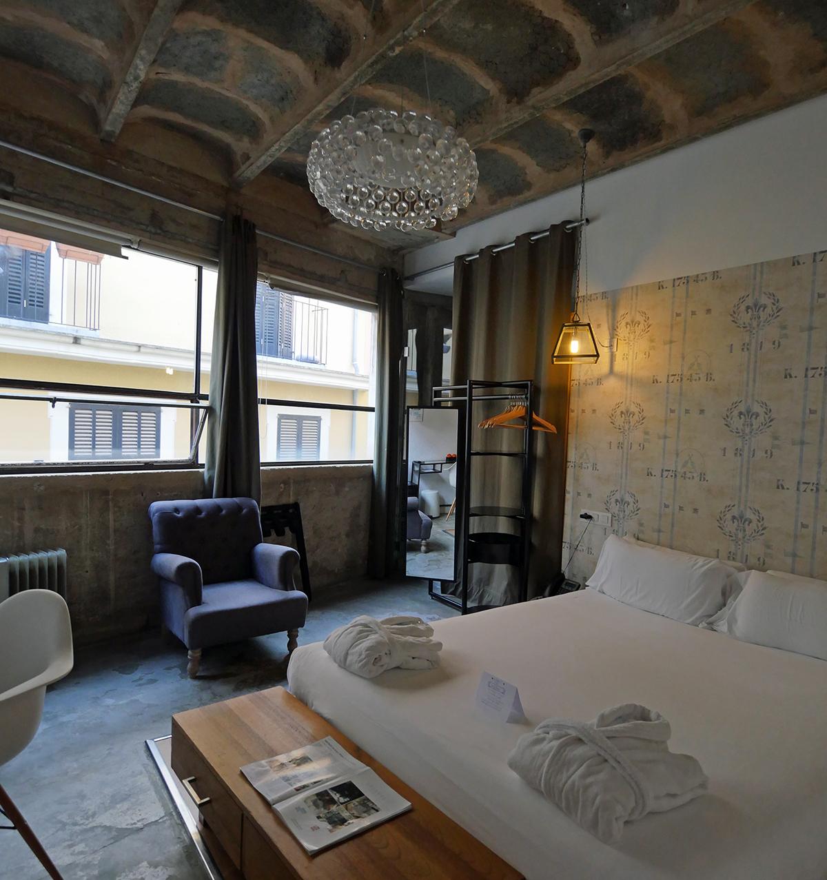 Hotel Architect Brondo - Room 2 - Boutique Hotels Palma