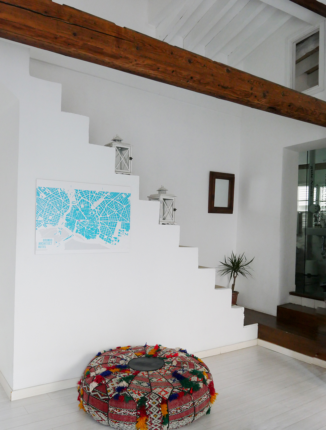 Hotel Architect Brondo Palma - Stairs - Boutique Hotels Palma