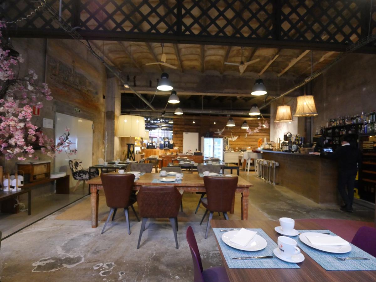 Hotel Architect Brondo - Restaurant - Boutique Hotels Palma