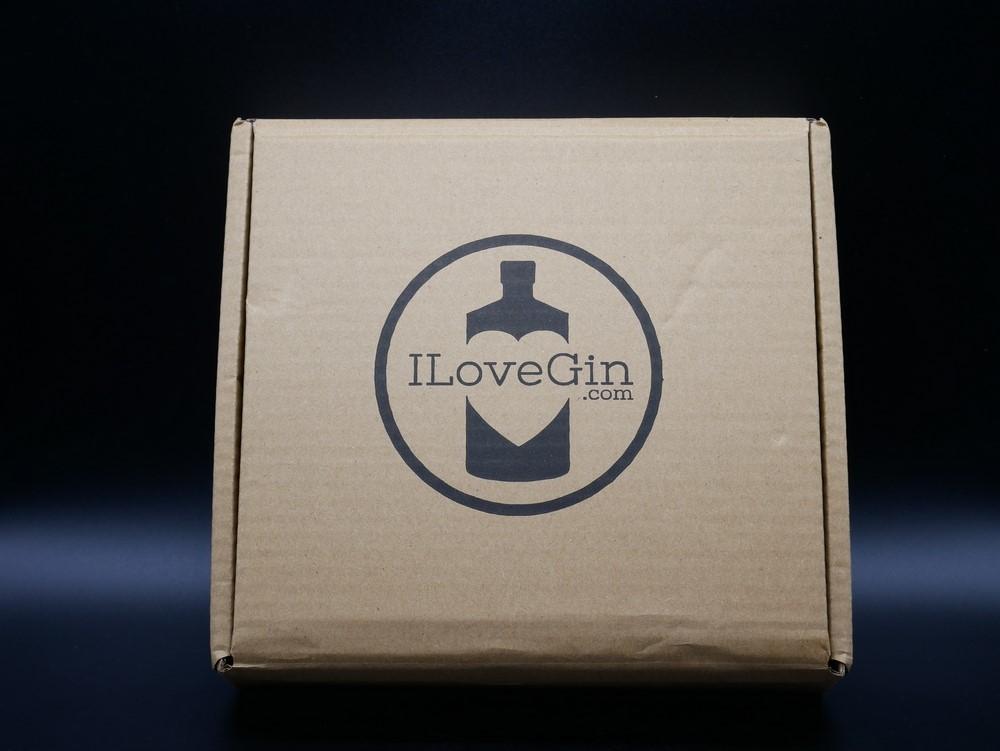 I Love Gin - parcel