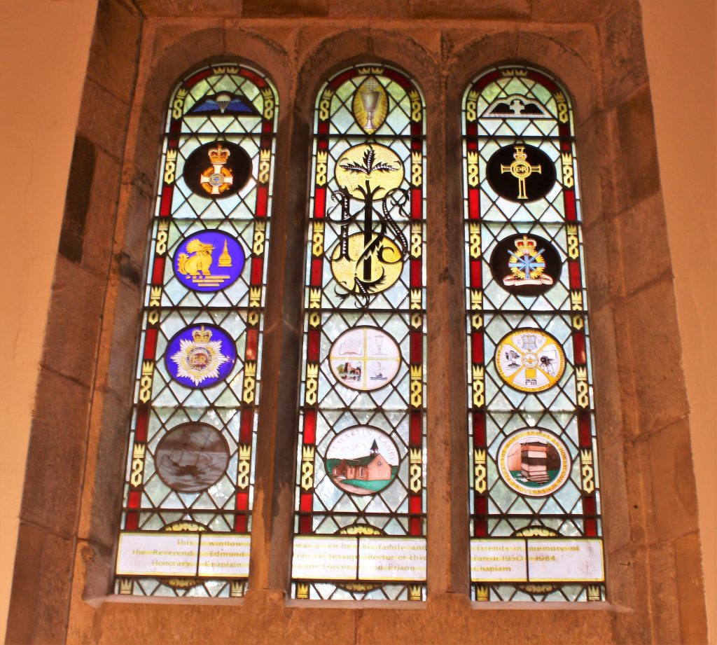 Jessup window, All Saint's Babworth