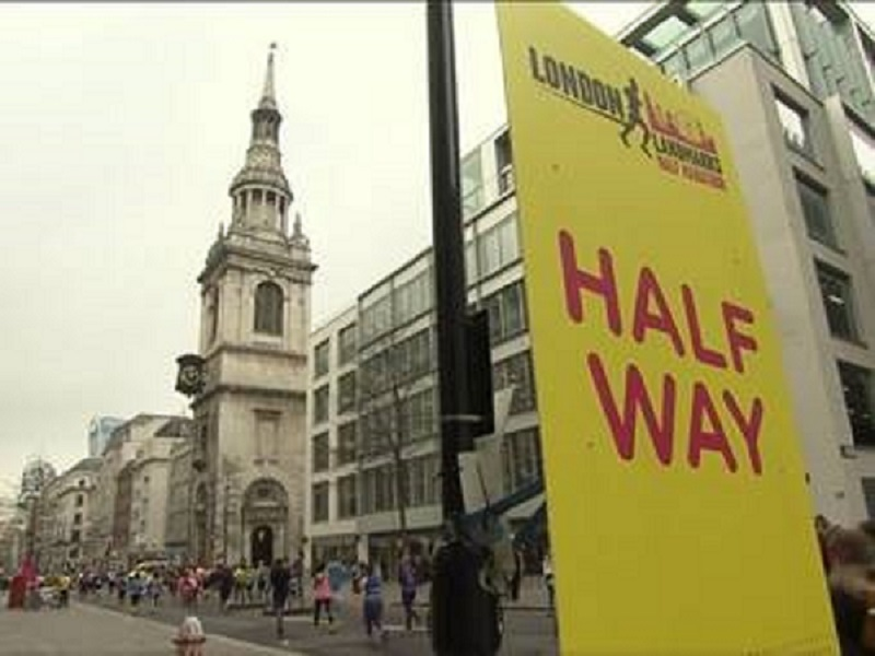 LLHM Bow Bells Half way