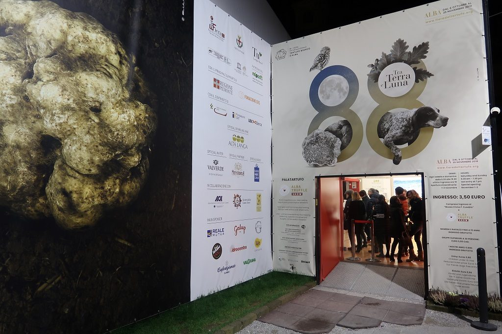 Lange And Roero International Alba White Truffle Fair