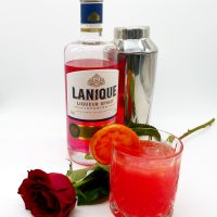Lanique - the new romantic drink in town