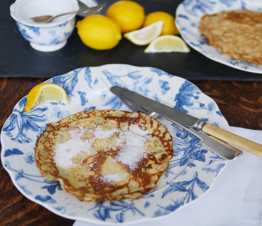 Pancake Recipe one or two