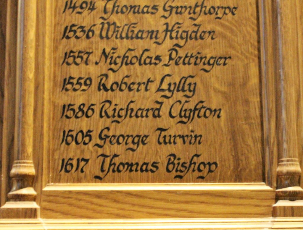 Richard Clyfton, All Saint's Church Babworth