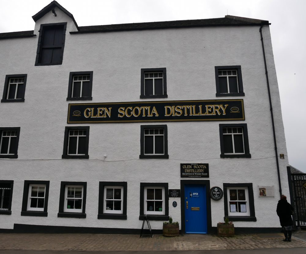 Stonefield Castle - Glen Scotia Distillery