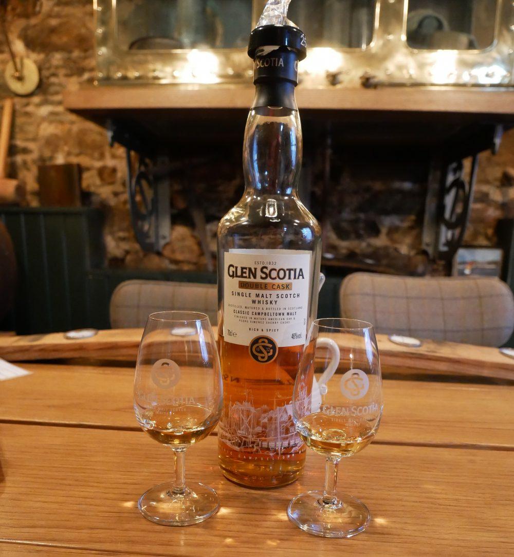 Stonefield Castle - Glen Scota tasting