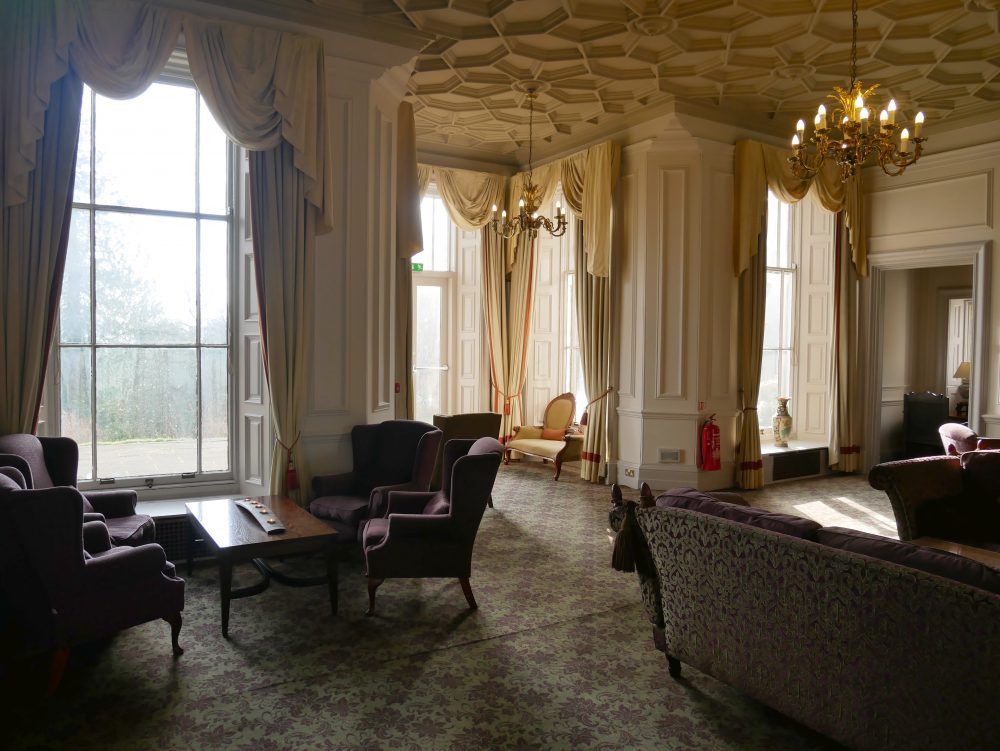 Stonefield Castle - drawing room