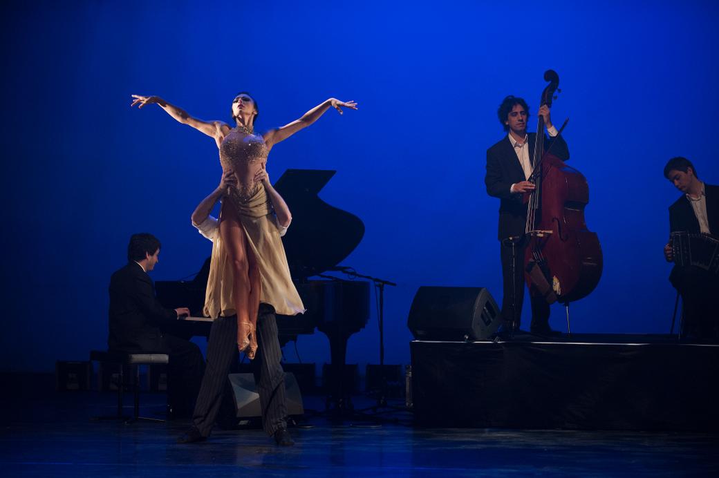 Tango Fire, German Cornejo & Gisela Galeassi 4, © Oliver Neubert