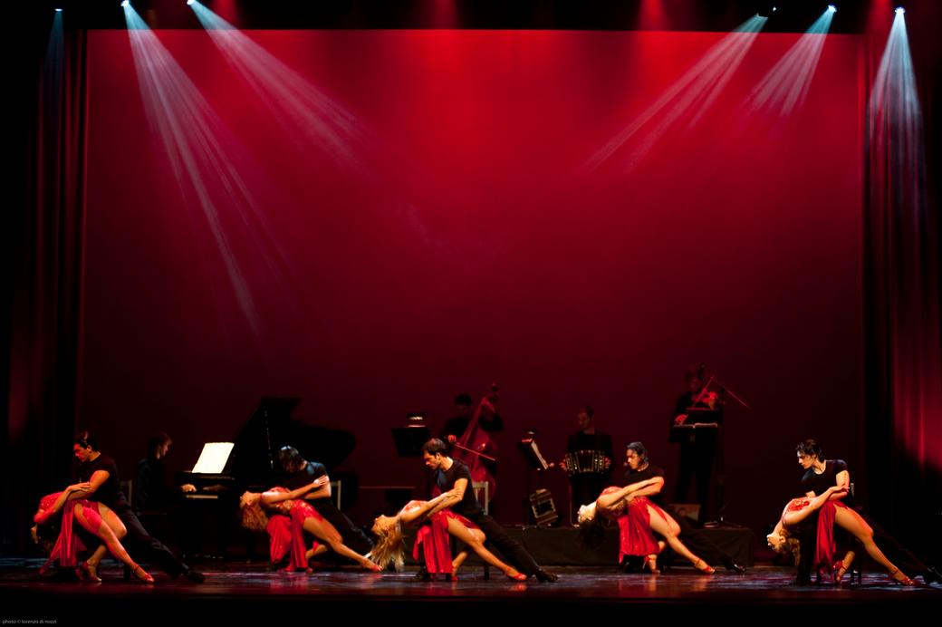 Tango Fire group - 2© Lorenzo di Nozzi