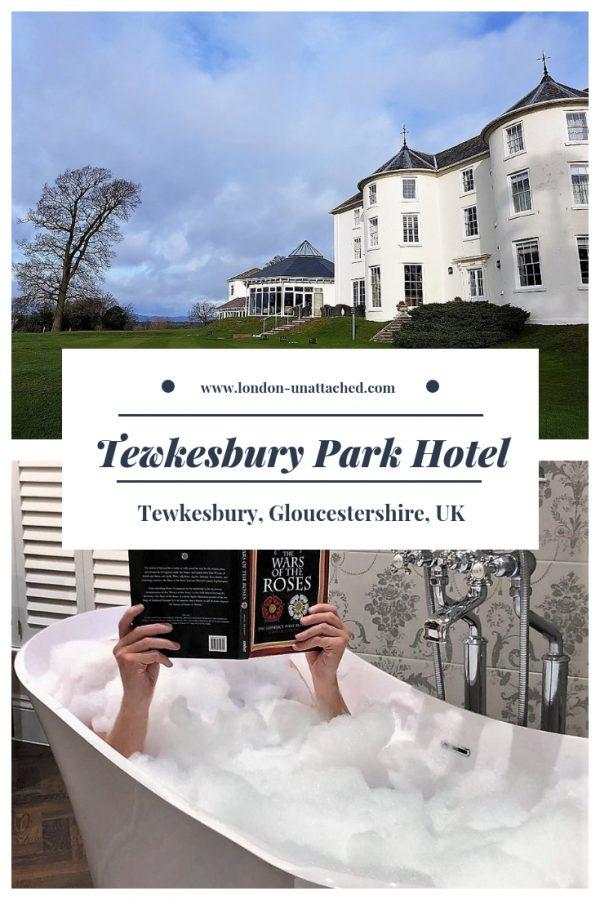 Tewkesbury Park Hotel Gloucestershire