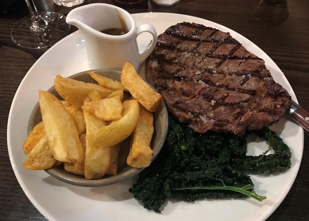 The Bedford, Balham Steak Main
