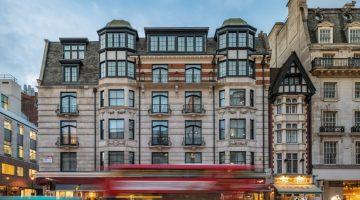 The Nadler Covent Garden - Exterior dusk (2)