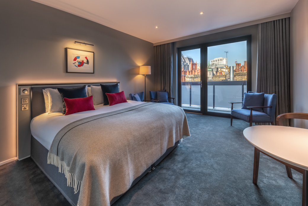 The Nadler Covent Garden - Junior Suite 509
