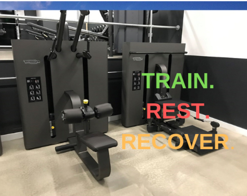 Train Rest Recover