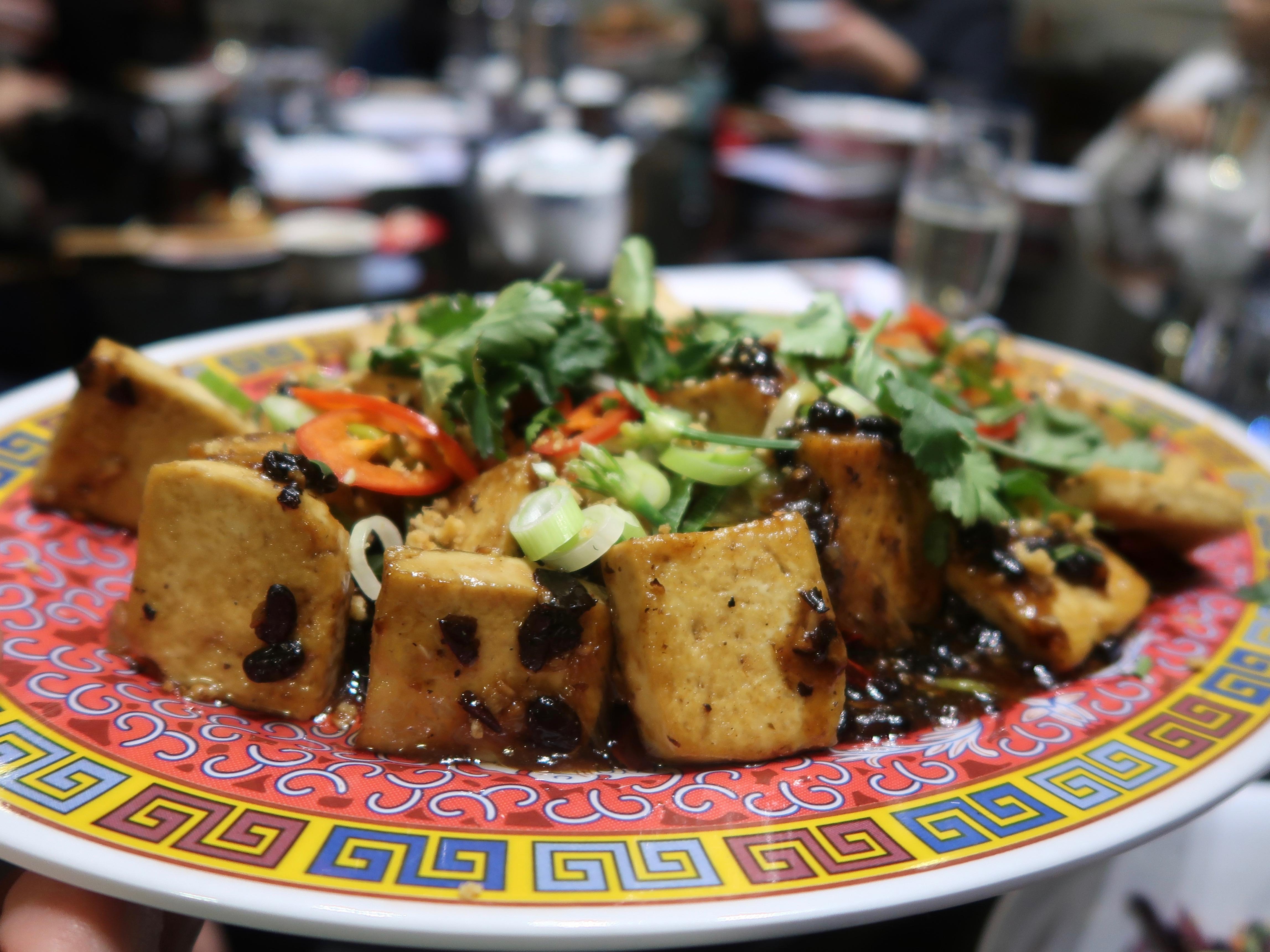 Wing Yip tofu