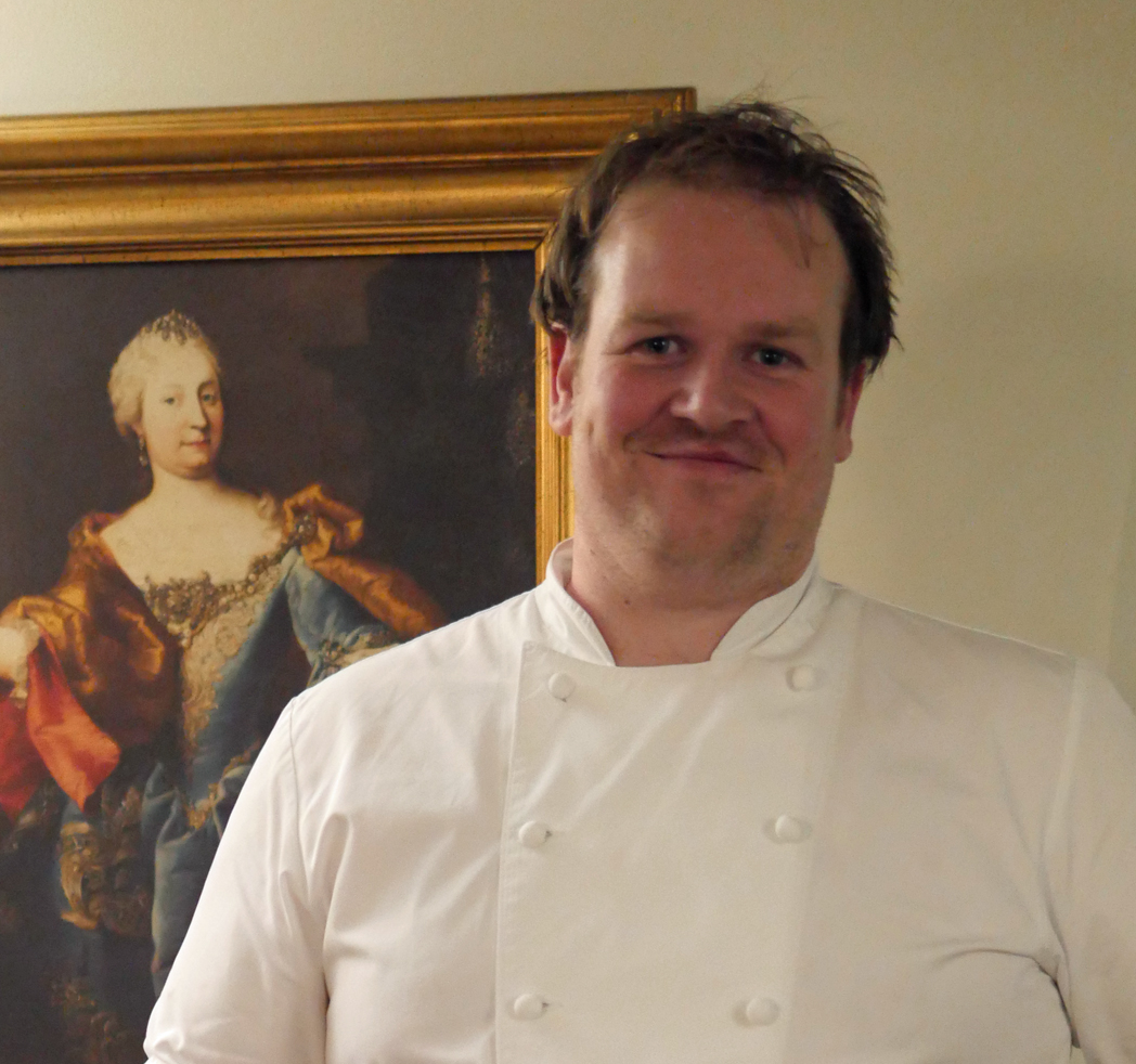 executive Chef Boringdon Hall