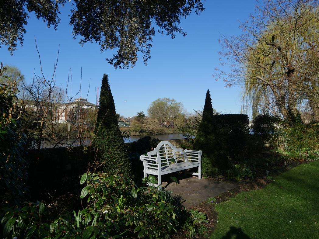 Bingham Riverhouse Hotel Garden