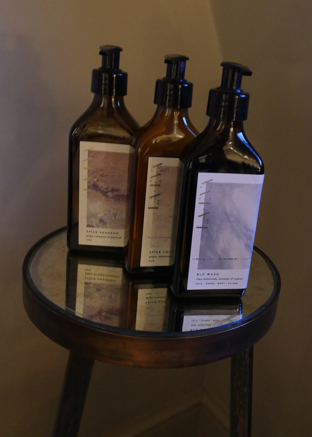 Bingham Riverhouse Toiletries
