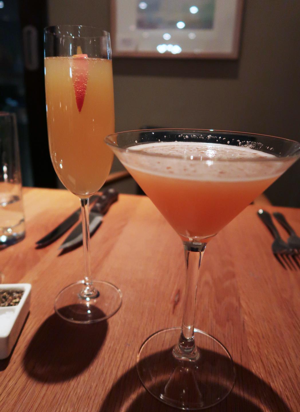 Cocktails London Street Brasserie
