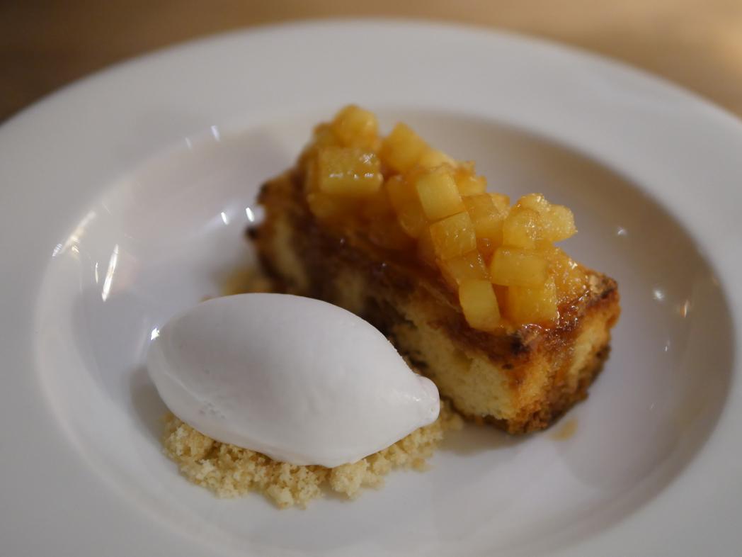 Dessert - Bingham Riverhouse Hotel Restaurant
